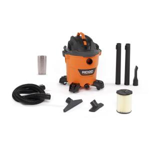 Deals on RIDGID 12 Gal. 5.0 Peak HP NXT Wet/Dry Vac w/Tumbler HD1200T