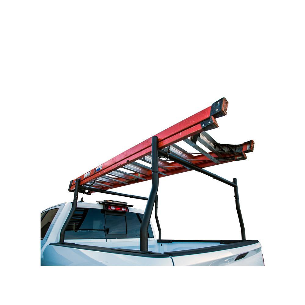 Buyers Products 1501550 Black Steel Truck Rack