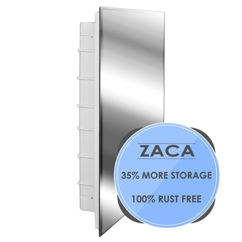 Zaca Spacecab Media 16 In X 36 In X 3 1 2 In Frameless
