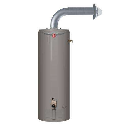 Performance 50 Gal. Tall 6 Year 36,000 BTU Natural Gas Direct Vent Water Heater