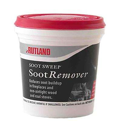 2 lb. Tub 32 oz. Soot Sweep Soot Destroyer