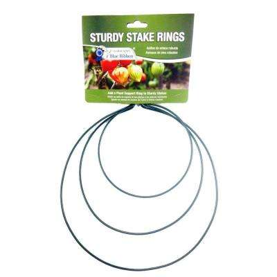 Sturdy Stake Support Rings