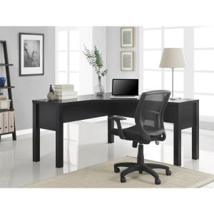 Altra Furniture Princeton Espresso Desk 9820096 The Home