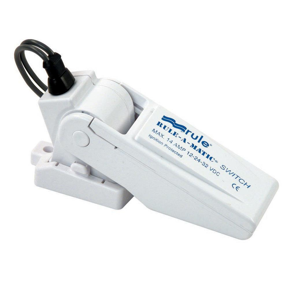 2 Marine Grade 12 volt 20 amp Bilge Pump Switches