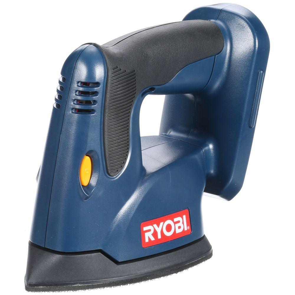 Ryobi 18 Volt One Corner Cat Finish Sander Tool Only