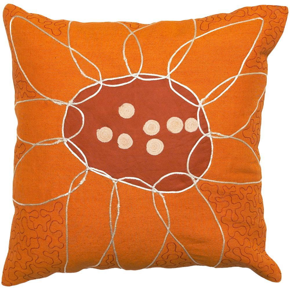 Dracaena Poly Euro Pillow