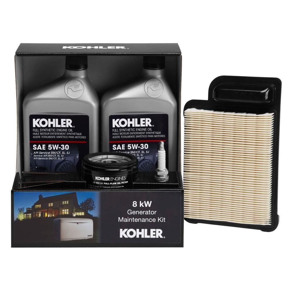 KOHLER 8RESVL Generator Maintenance Kit