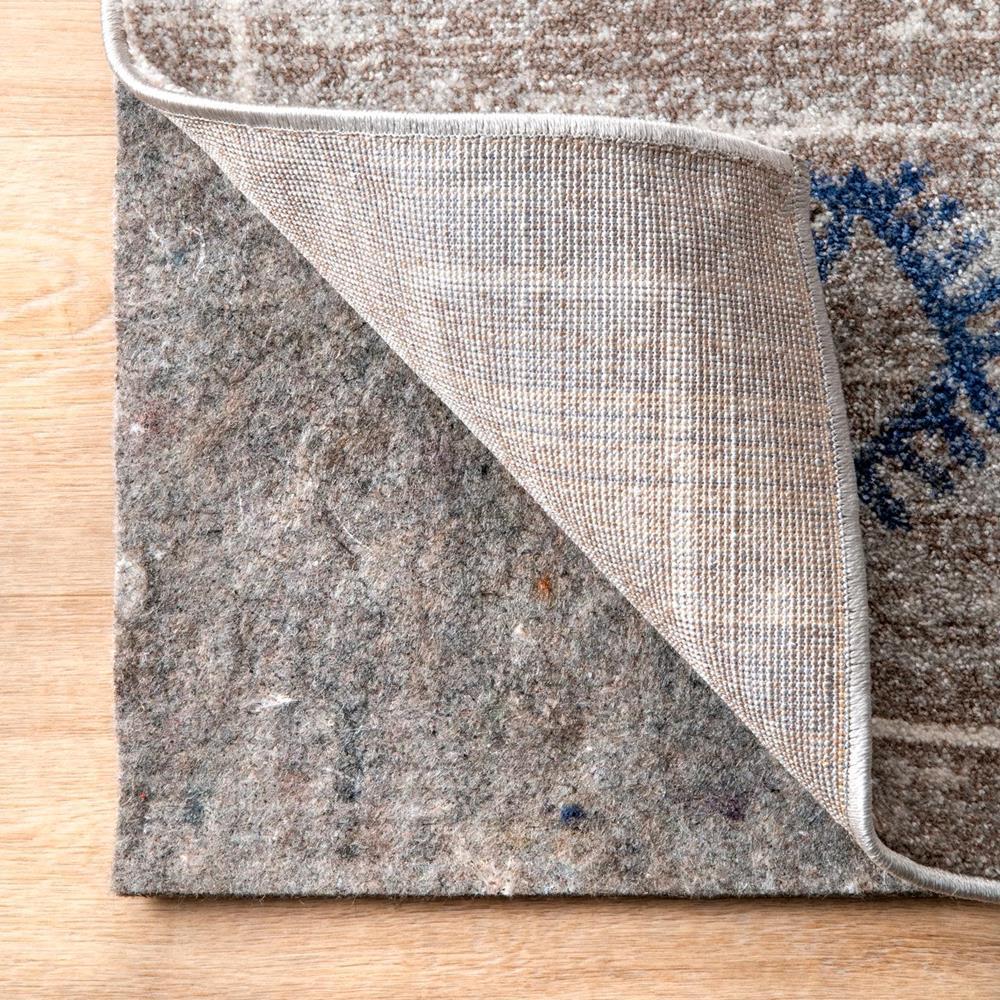 Pet-Friendly Non-Slip Grip 5 ft. x 8 ft. Rectangle Rug Pad