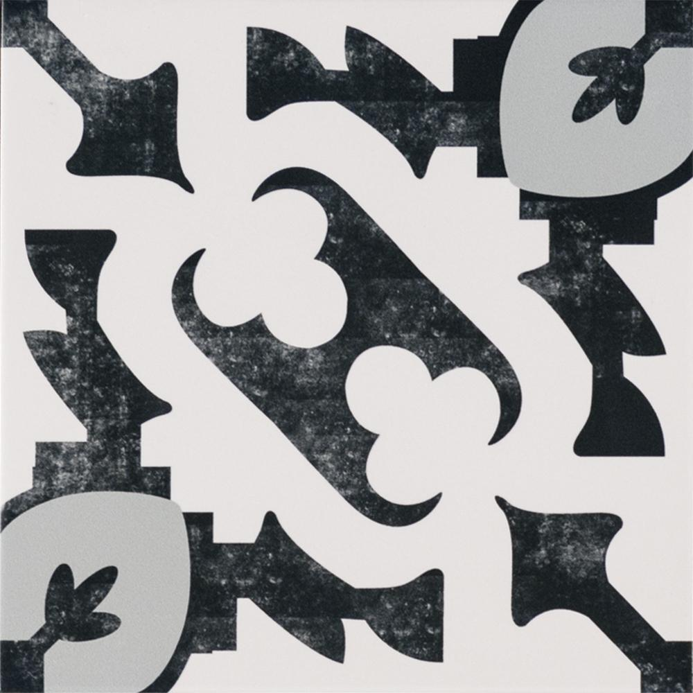 MSI Brina Encaustic In X In Glazed Porcelain Floor And Wall - Encaustic tile home depot