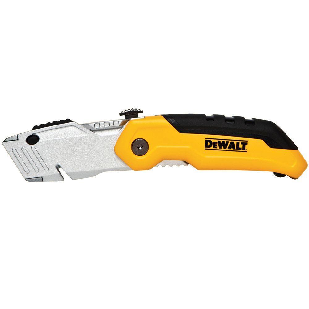 Dewalt Folding Retractable Utility Knife by DEWALT