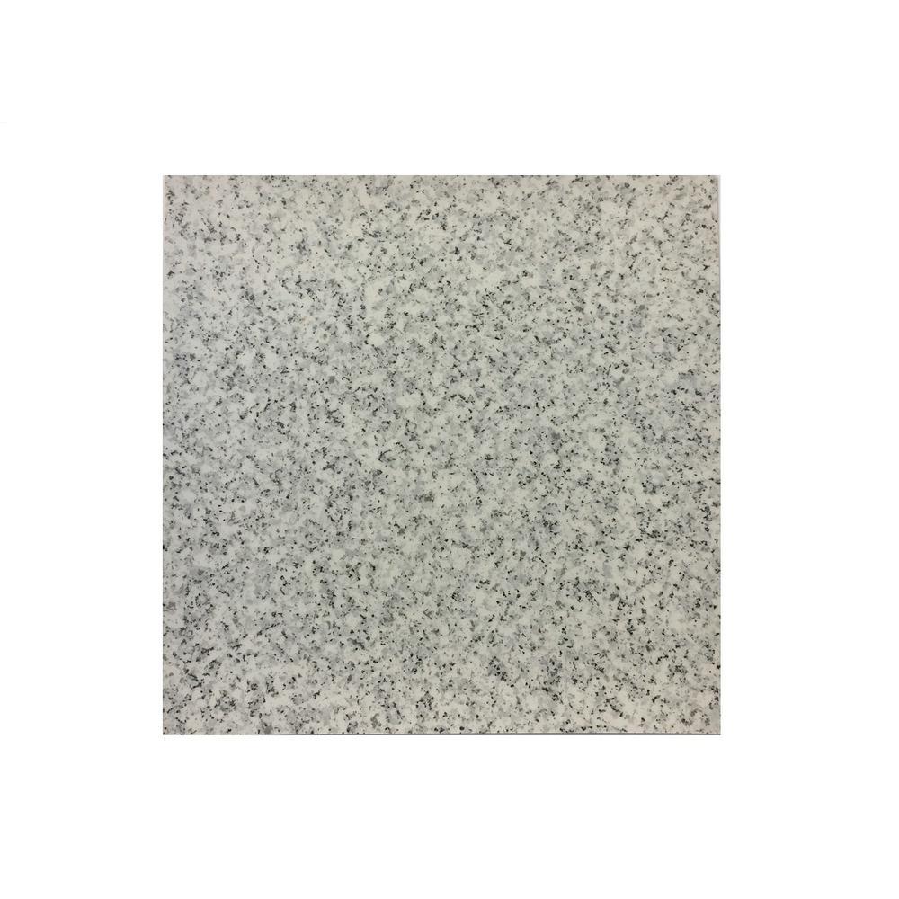 Floorworks Monument 18 inch x 18 inch Glue Down Vinyl Tile Flooring (36 sq. ft.... by Floorworks