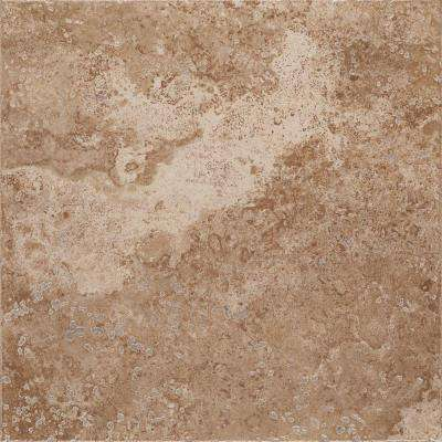 Montagna Cortina 12 in. x 12 in. Glazed Porcelain Floor and Wall Tile (15 sq. ft. / case)