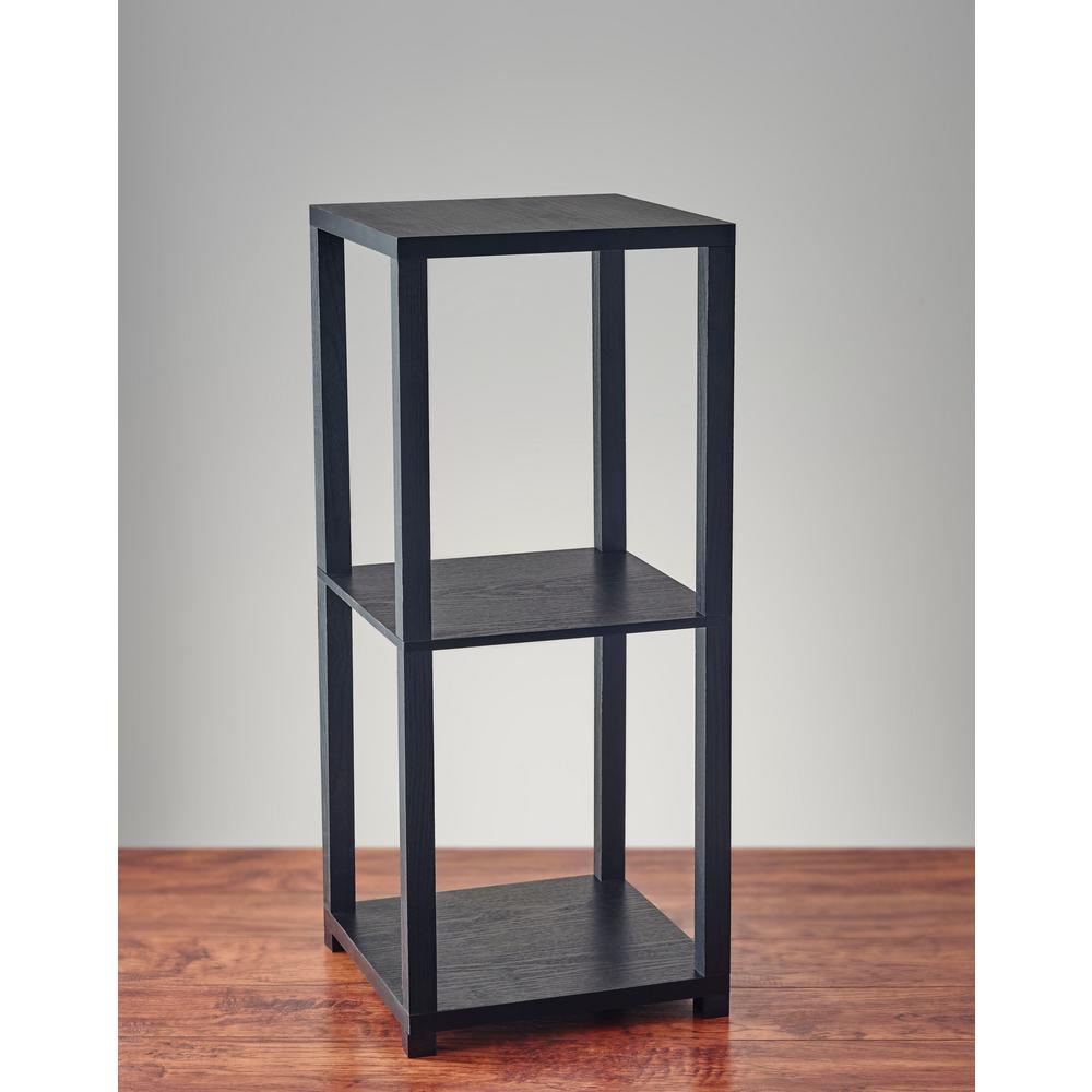 Adesso Lawrence Black Storage Cabinet AR3510-01