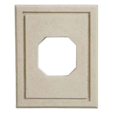 10 in. x 8 in. Versetta Stone Light Box Taupe
