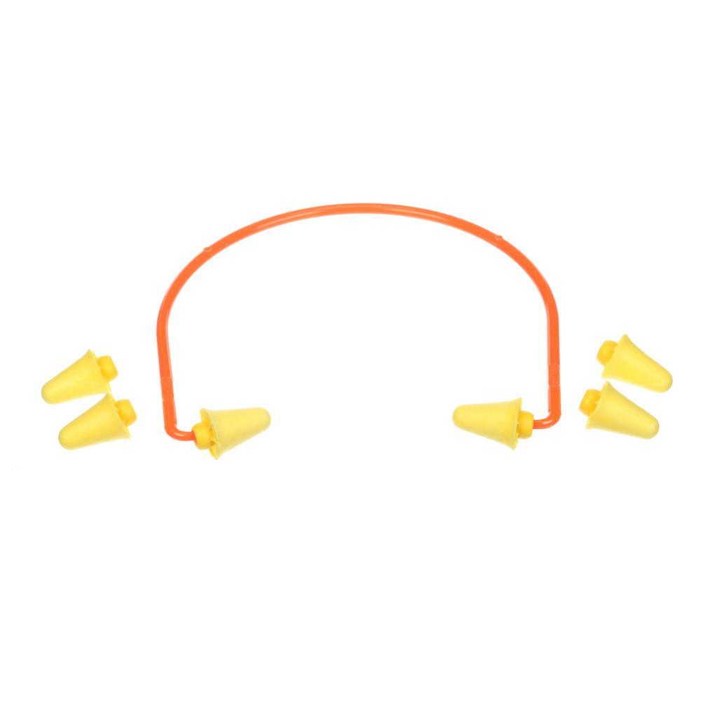 Peltor Sport Yellow with Orange Banded Style Hearing Protectors (Case of