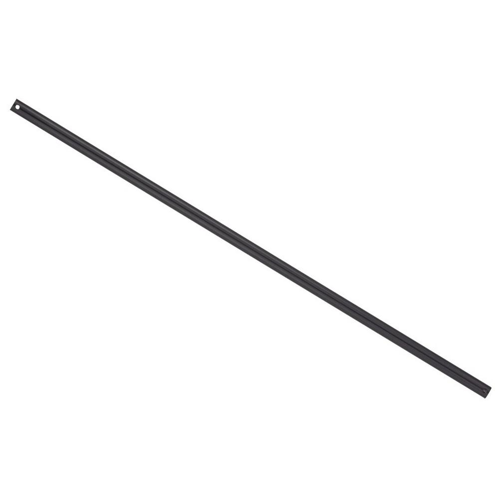 Lucci Air 24 In Charcoal Downrod 210541240 The Home Depot