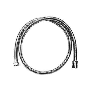59 in. Spiral Shower Hose in Polished Chrome