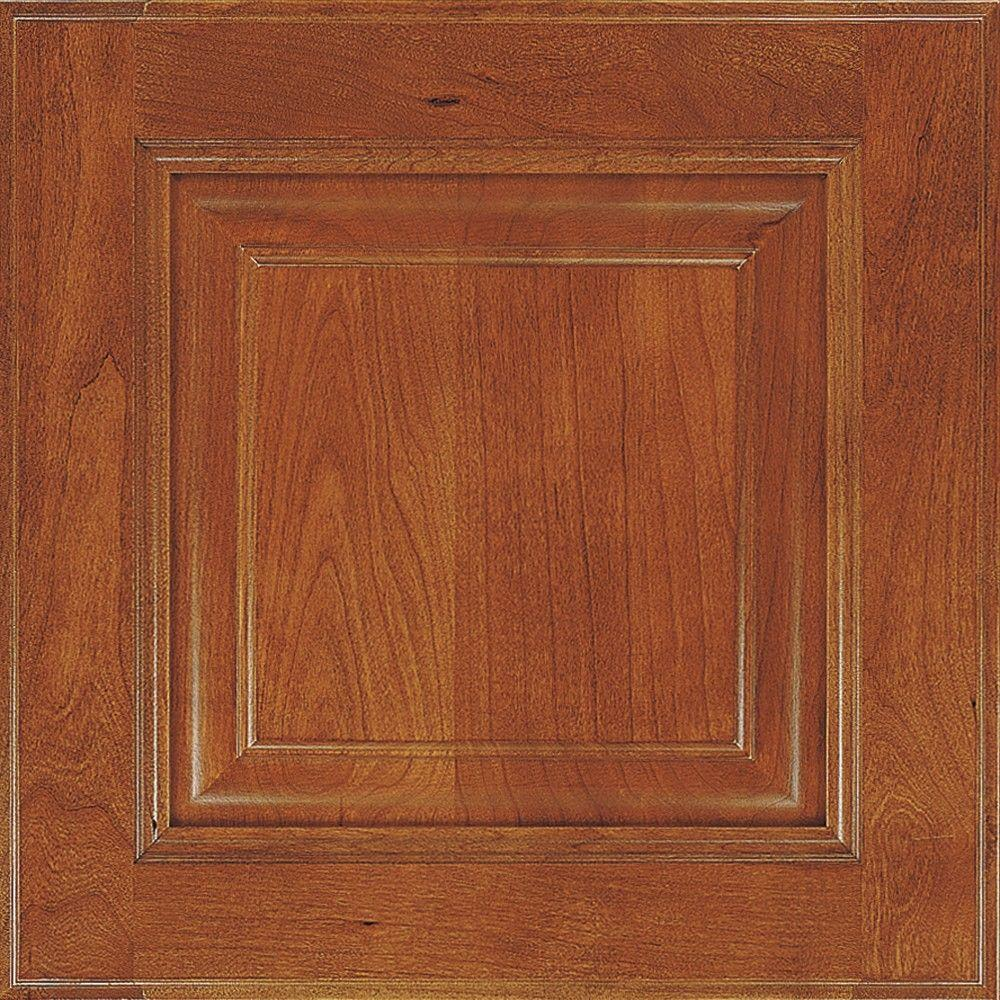 Thomasville 14.5x14.5 in. Cabinet Door Sample in Plaza Brierwood