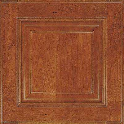 14.5x14.5 in. Cabinet Door Sample in Plaza Brierwood