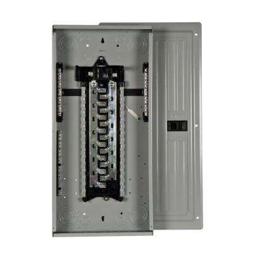 100-Amp 30-Space 40-Circuit Main Breaker Load Center