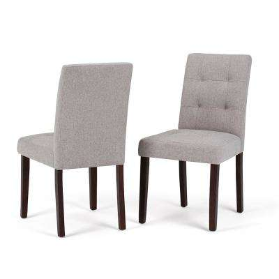 Andover Cloud Grey Dining Chair (Set of 2)