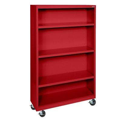 room bookshelf a bookcase pin red and to modern ways modernize home traditional