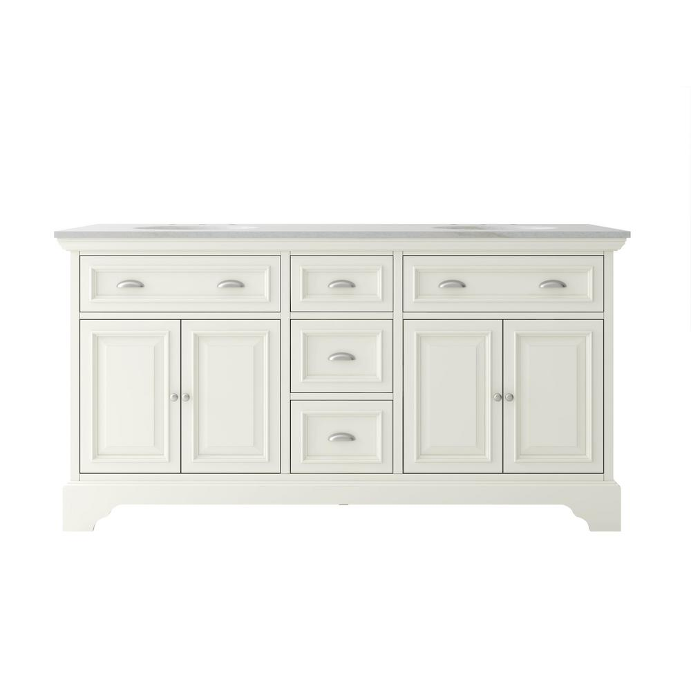 Home Decorators Collection Sa 67 In W X 21 5 D Vanity Matte