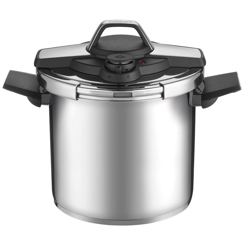 Cuisinart Professional Series 8 Qt. Pressure Cooker CPC22-8