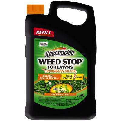 Weed Stop 1.3 gal. Accushot Plus Crabgrass Killer Refill