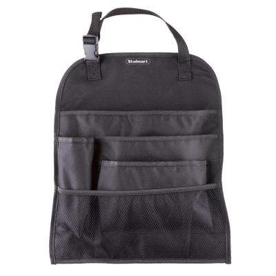 5-Pocket Polyester Backseat Travel Bag
