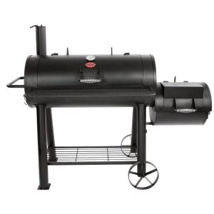 Char-Griller 1012 sq. inch Competition Pro Offset Charcoal or Wood Smoker in... from Charcoal Grills