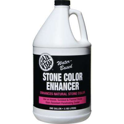 1 Gal. Stone Color Enhancer Waterproofing Sealer