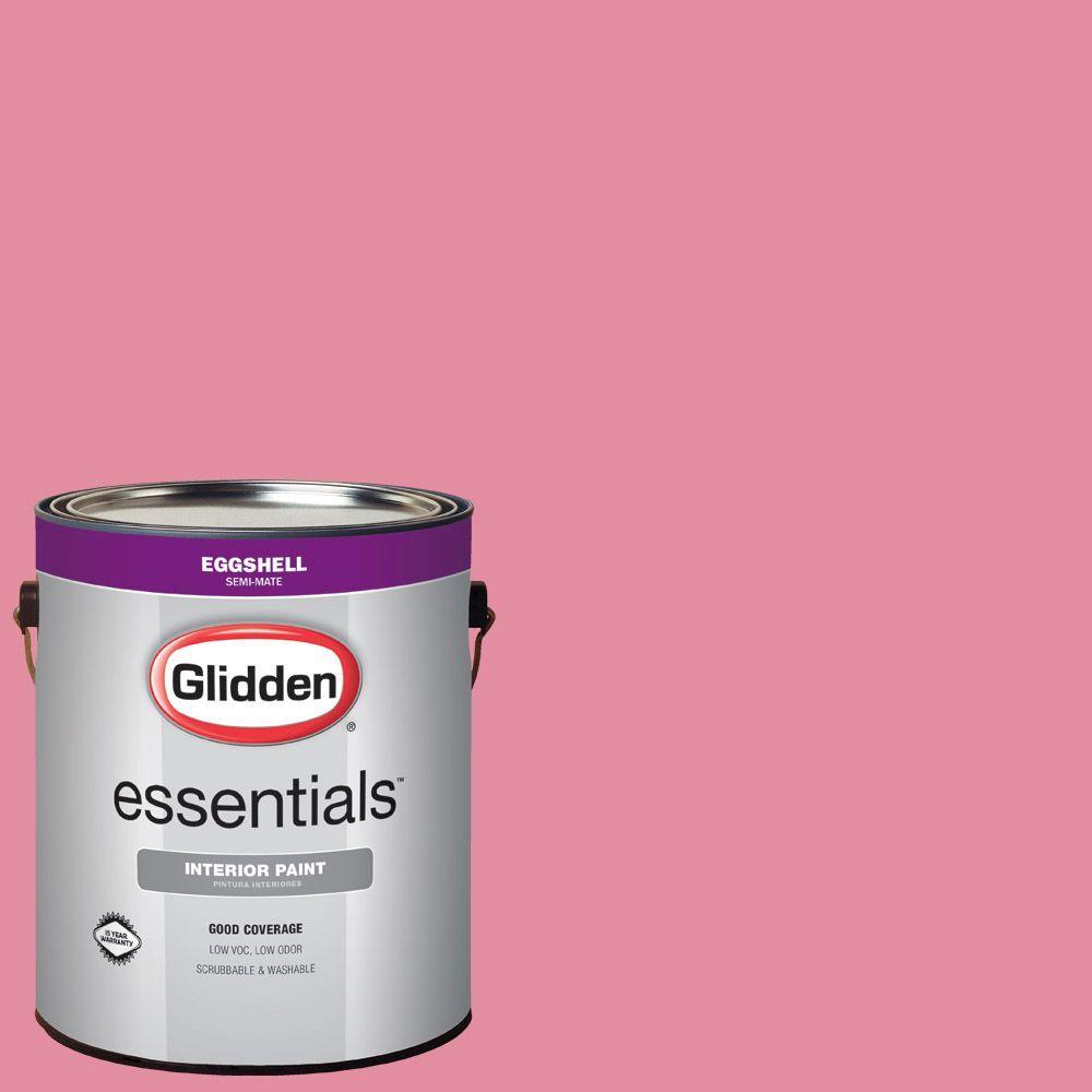 Hdgr15 Pinkety Pink Eggshell Interior Paint