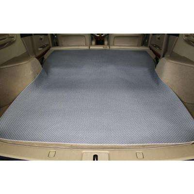 Diamond Plate Gray Heavy Duty 58 in. x 45 in. Cargo Liner