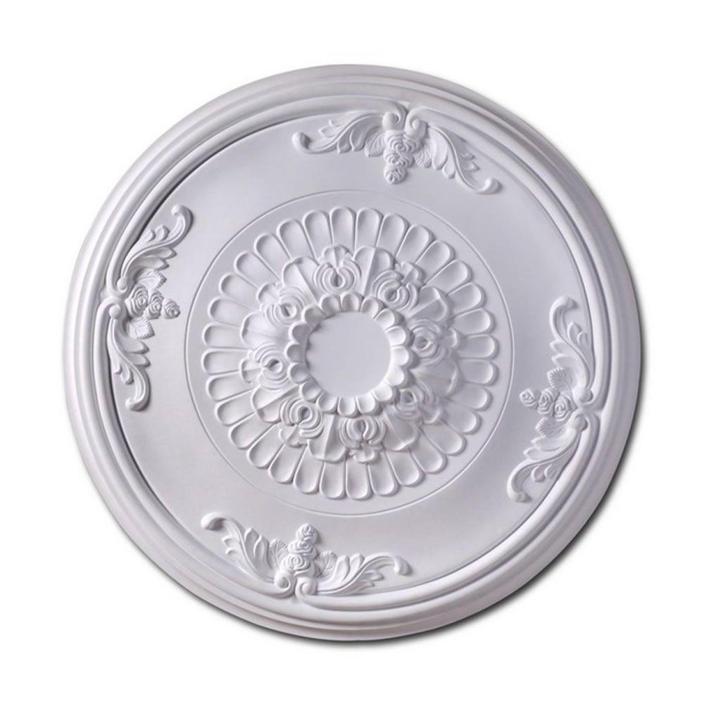 Focal Point 27 in. Salerno Ceiling Medallion