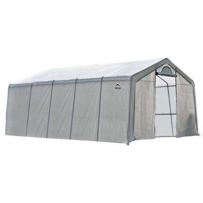 12 ft. x 20 ft. GrowIt Heavy Duty Walk-Thru Greenhouse
