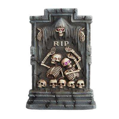 23.5 in. Tombstone with LED Illumination
