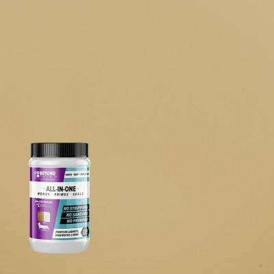 1 qt. Linen Furniture, Cabinets, Countertops and More Multi-Surface All-in-One Interior/Exterior Refinishing Paint