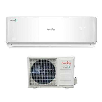 12,000 BTU 1-Ton Ductless Mini Split Air Conditioner and Heat Pump 220-Volt/60Hz