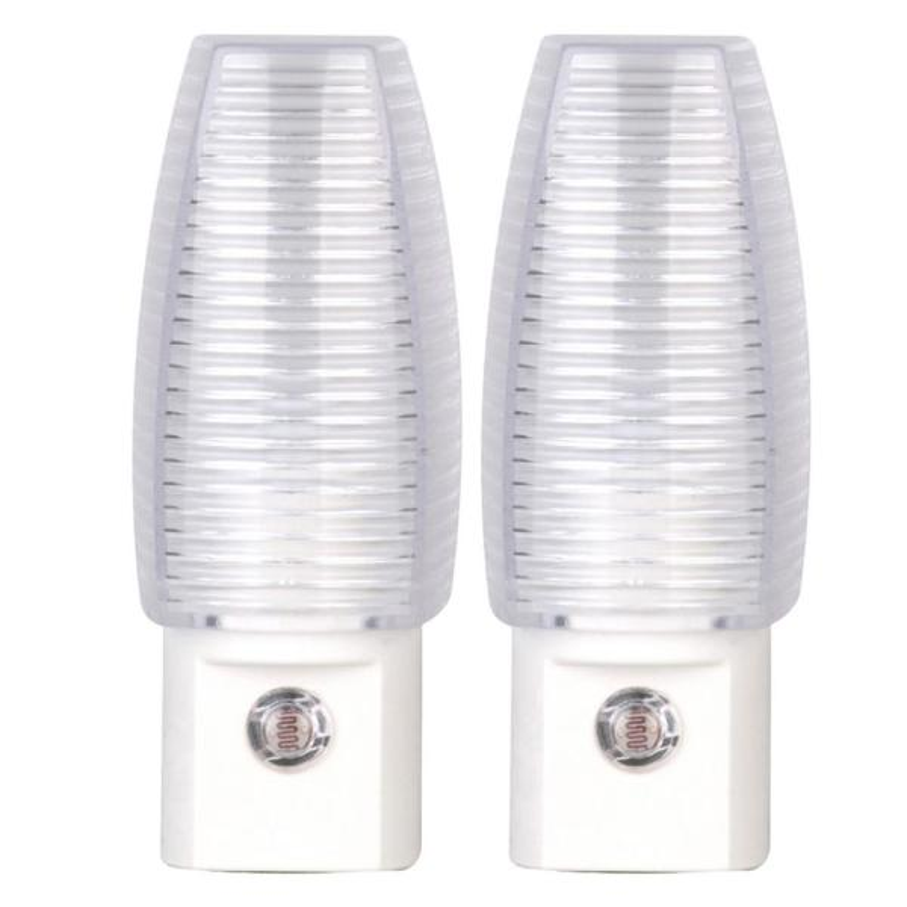 4-Watt Incandescent Automatic Night Light (2-Pack)