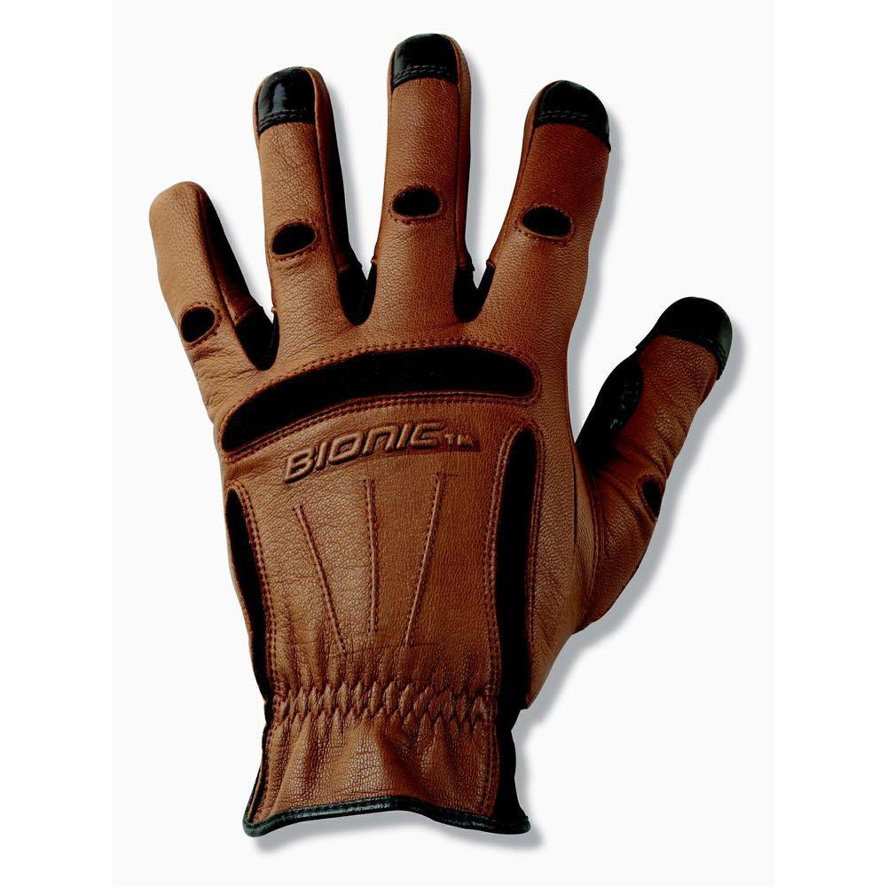 Bionic Glove Tough Pro Men's X-Large Work Gloves by Bionic Glove