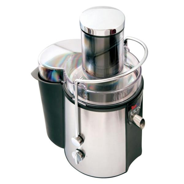Juicin Stainless Steel Juicer with Automatic Shut-Off