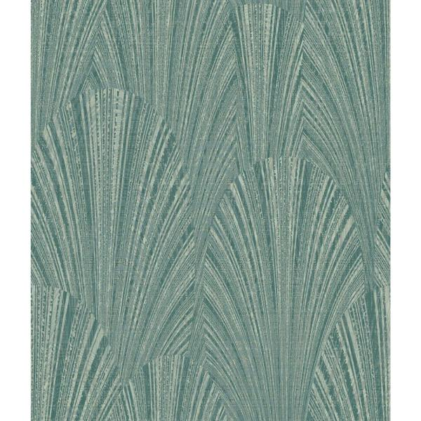 Fountain Scallop Paper Strippable Wallpaper (Covers 56 sq. ft.)