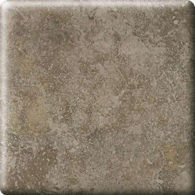 Heathland Sage 6 in. x 6 in. Glazed Ceramic Bullnose Corner Wall Tile