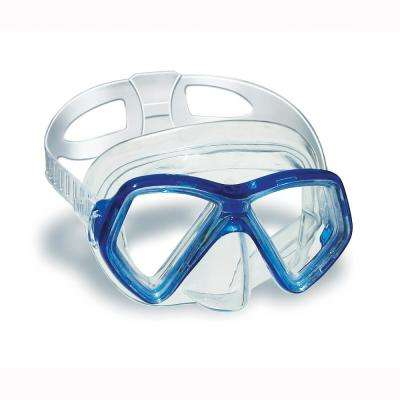 Tigershark Assorted Colors Youth Snorkeling Mask