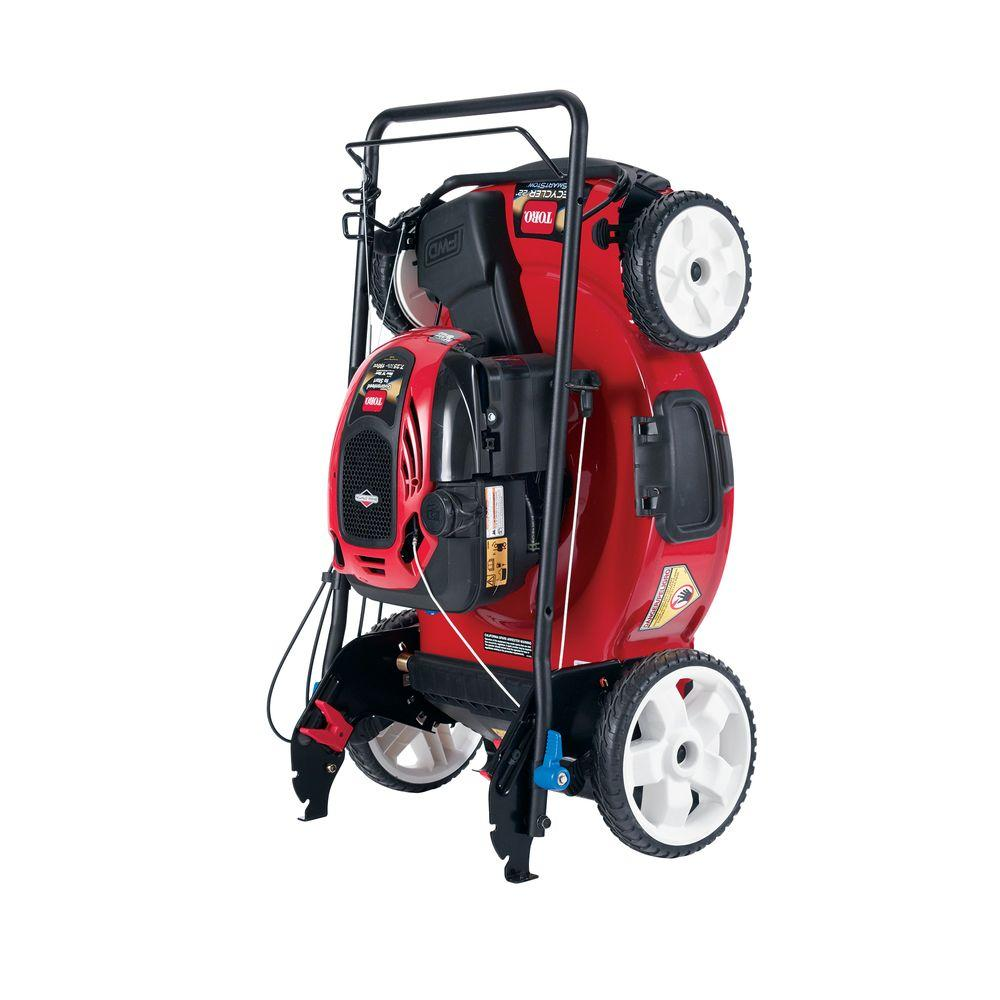 Toro Refurbished 22 In High Wheel Variable Speed Walk