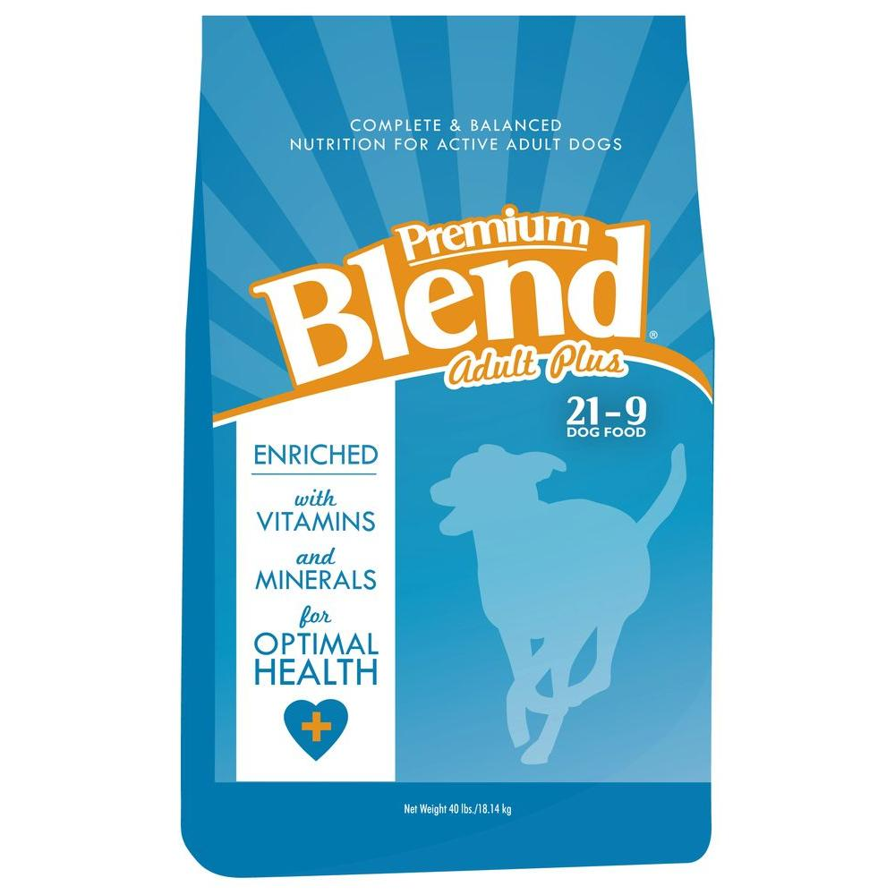 Hi-Tek Rations Premium Plus 21-9 Blend Adult Dry Dog Food (40 lb. Bag)-DISCONTINUED