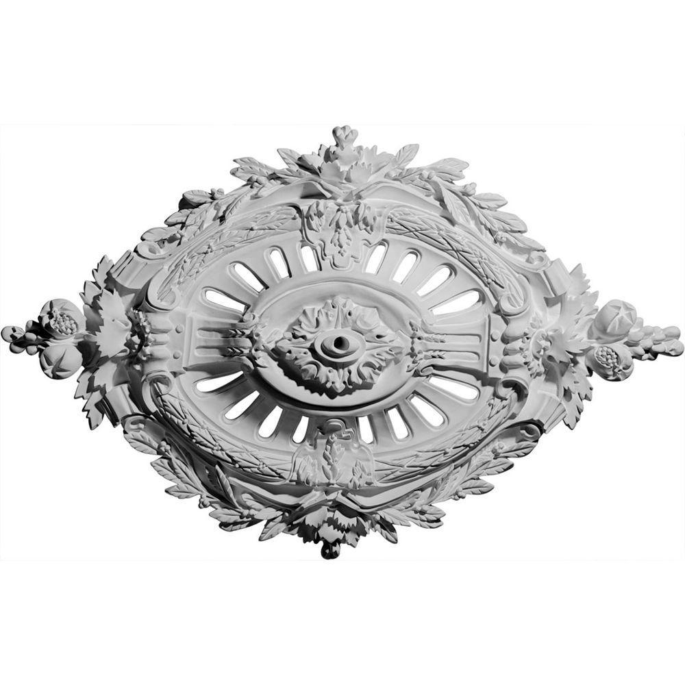 35-7/8 in. Antonio Ceiling Medallion