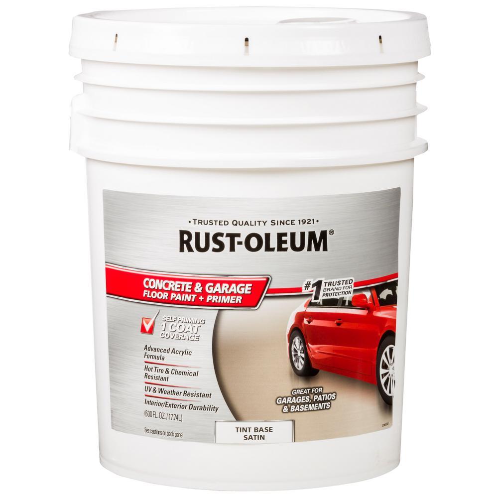 Rust-Oleum 5 gal. Deep Base Concrete and Floor Finish