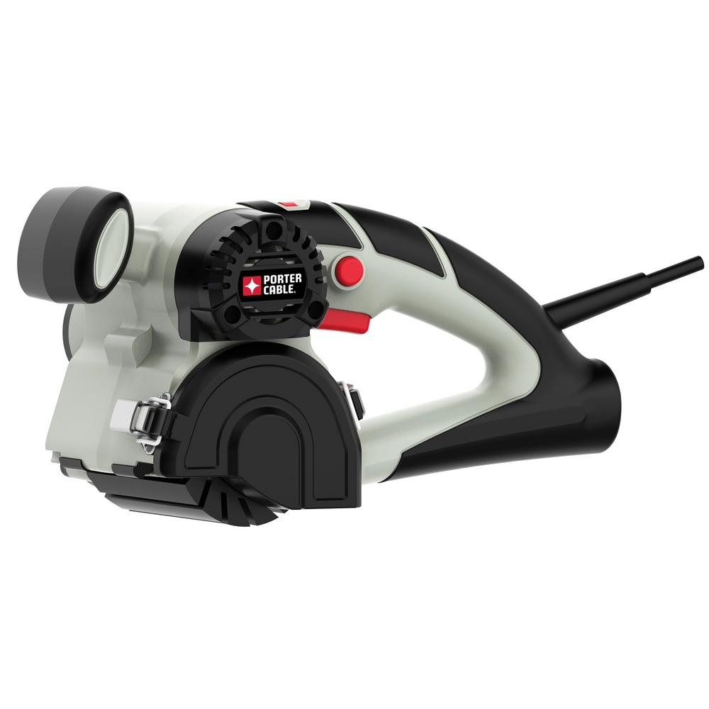 PORTER CABLE Restorer 3.5 Amp 3 in. x 4 in. Corded Variable Speed Sander